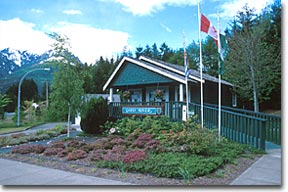 gold river visitor center
