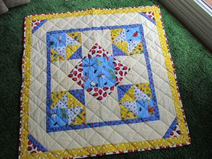 creative notions handmade quilts in gold river, bc canada