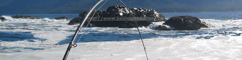 saltwater fishing in nootka sound