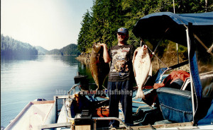 Halibut Fishing in Nootka Sound
