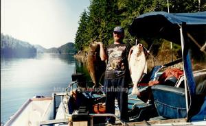 Halibut Fishing in Nootka Sound
