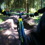 Mountain Biking The Gold River Trails