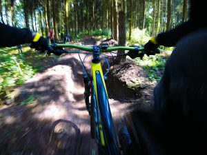 Gold River Mountain Biking