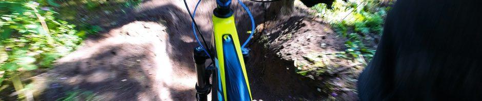 Gold River Mountain Biking
