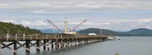 yuquot wharf