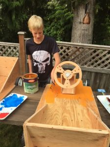 gold river chamber of commerce soap box derby
