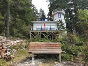 victor island lodge in nootka sound